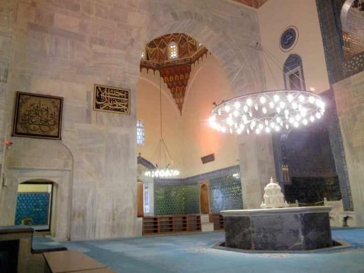 masjid-hijau-atau-green-mosque-tour-ke-masjid-hijau-atau-green-mosque-turki