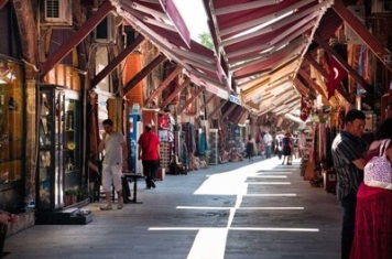 arasta bazaar wisata ke arasta bazaar istanbul turki
