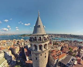 galata tower tour ke galata tower istanbul turki