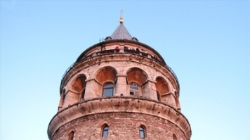 galata tower wisata ke galata tower istanbul turki
