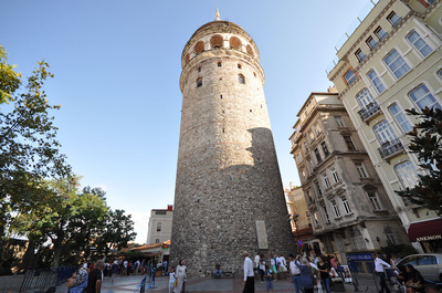 galata tower wisata tour ke galata tower istanbul turki