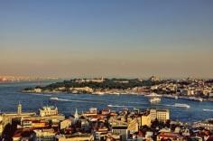 galata tower wisata tour ke istanbul turki