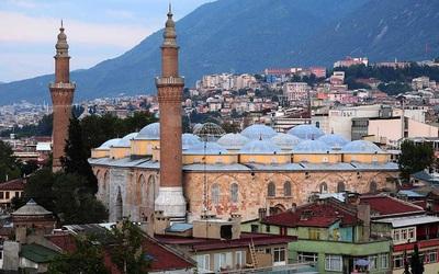 grand mosque wisata tour ke grand mosque bursa turki