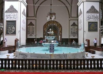 grand mosque wisata tour ke grand mosque turki