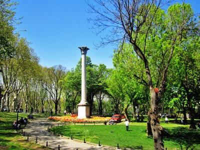 gulhane park wisata tour ke gulhane park istanbul turki