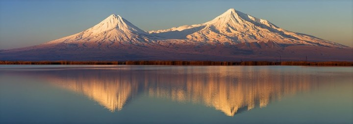 gunung ararat wisata tour ke turki