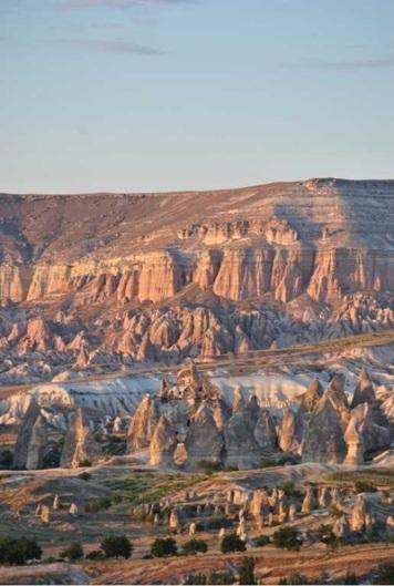 Lembah Merpati wisata ke Lembah Merpati cappadocia