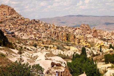 Lembah Merpati wisata tour ke Lembah Merpati cappadocia