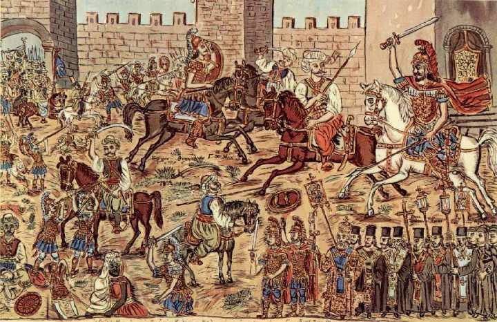 penaklukan konstantinopel ke istanbul konstantinopel turki