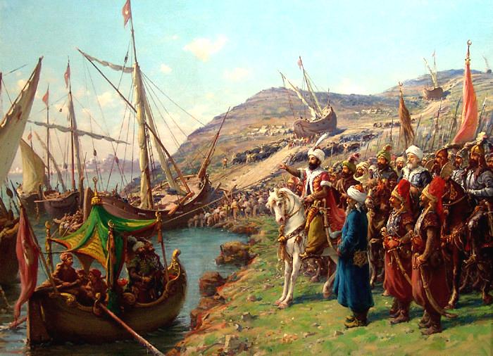 penaklukan konstantinopel wisata tour istanbul konstantinopel turki