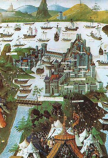 penaklukan konstantinopel wisata tour ke istanbul konstantinopel turki