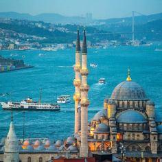 selat bosphorus wisata tour ke selat bosphorus istanbul turki