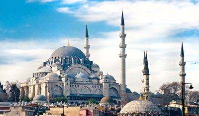 Suleymaniye Mosque wisata ke masjid Suleymaniye turki