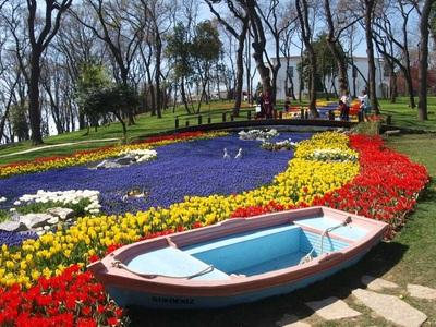 tulip istanbul wisata ke istanbul turki