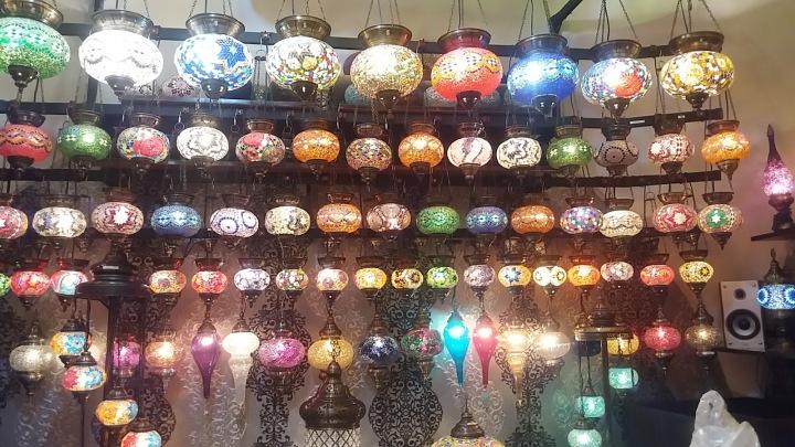 oleh oleh dan souvenir khas turki tour wisata ke turki lampu hias