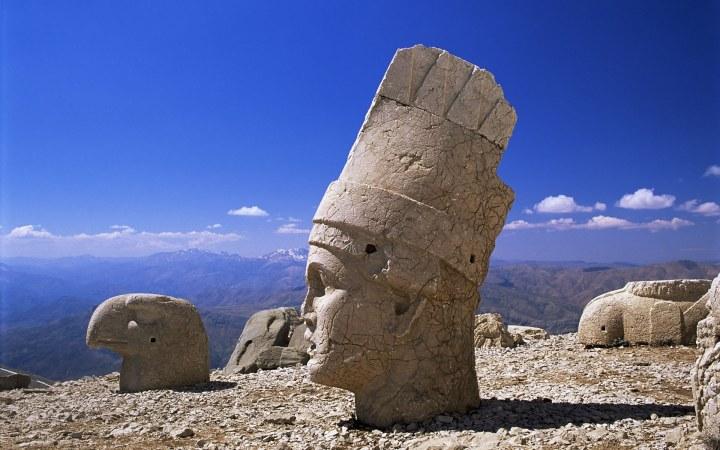 gunung namrut paket tour ke gunung namrut turki