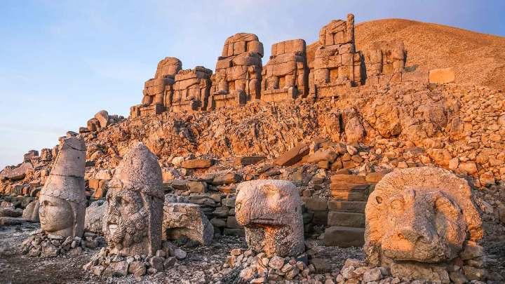 gunung namrut paket wisata tour gunung namrut turki