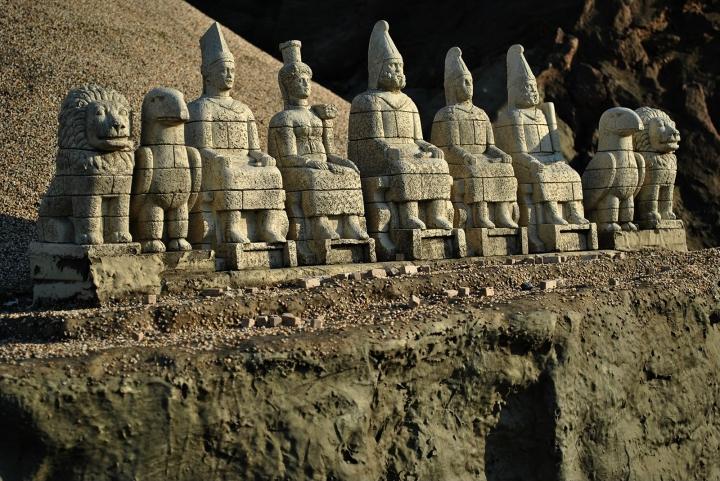 gunung namrut paket wisata tour ke gunung namrut turki