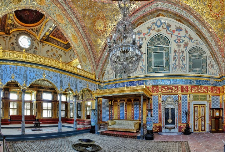 harem sultan di istana topkapi turki paket wisata tour ke istana topkapi turki