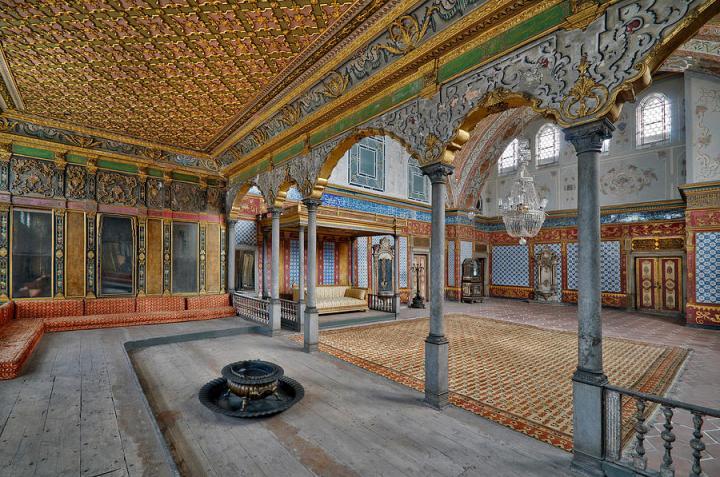 harem sultan istana topkapi turki paket wisata tour ke istana topkapi turki