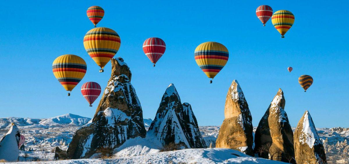 Private Tour ke Turki 5 Hari 4 Malam Istanbul - Cappadocia