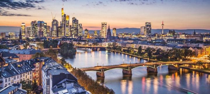 Paket Tour ke Eropa Wisata ke Eropa Frankfurt