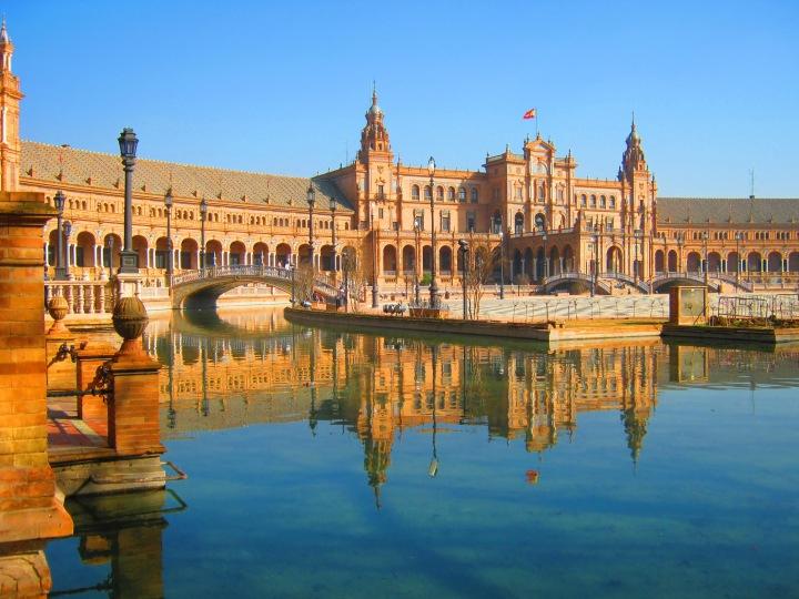 paket tour ke eropa wisata ke eropa mengunjungi andalusia di spanyol