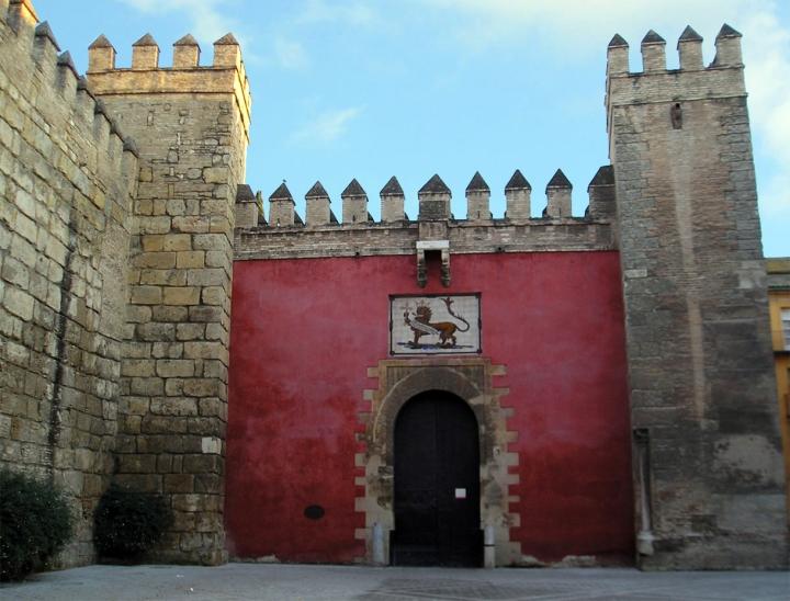 paket tour ke eropa wisata ke eropa mengunjungi istana alcazar di sevilla andalusia spanyol 2