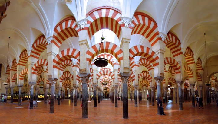 paket tour ke eropa wisata ke eropa mengunjungi masjid agung cordoba di spanyol 1