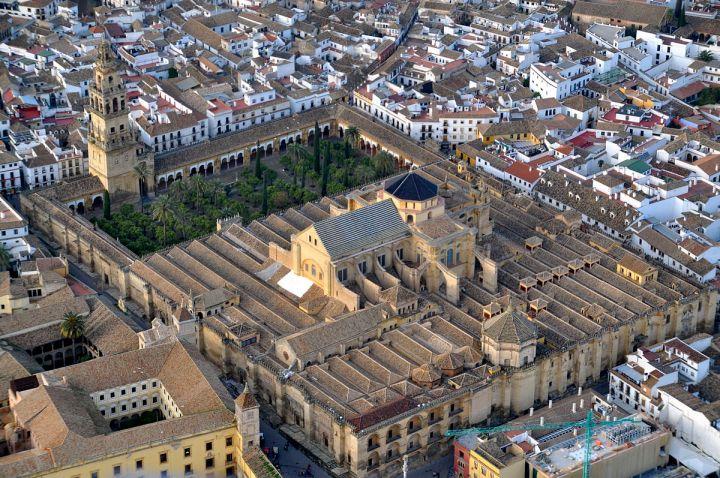 paket tour ke eropa wisata ke eropa mengunjungi masjid agung cordoba di spanyol 4