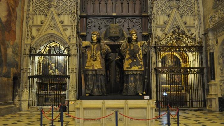 paket tour ke eropa wisata ke eropa mengunjungi sevilla cathedral di spanyol 1