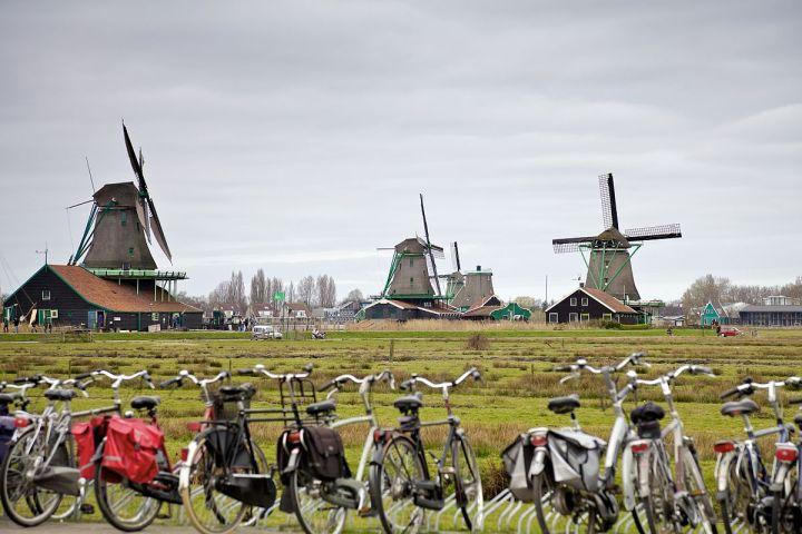 Paket Tour ke Eropa Wisata ke Eropa Zaanse Schans