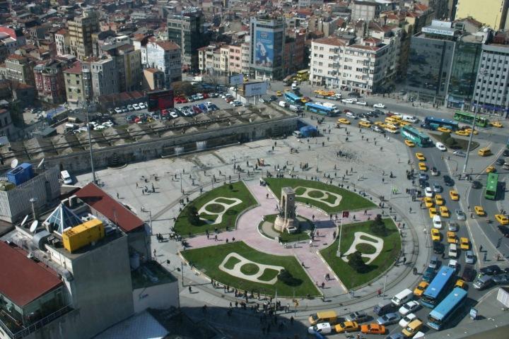 taksim square wisata ke turki tour ke turki murah