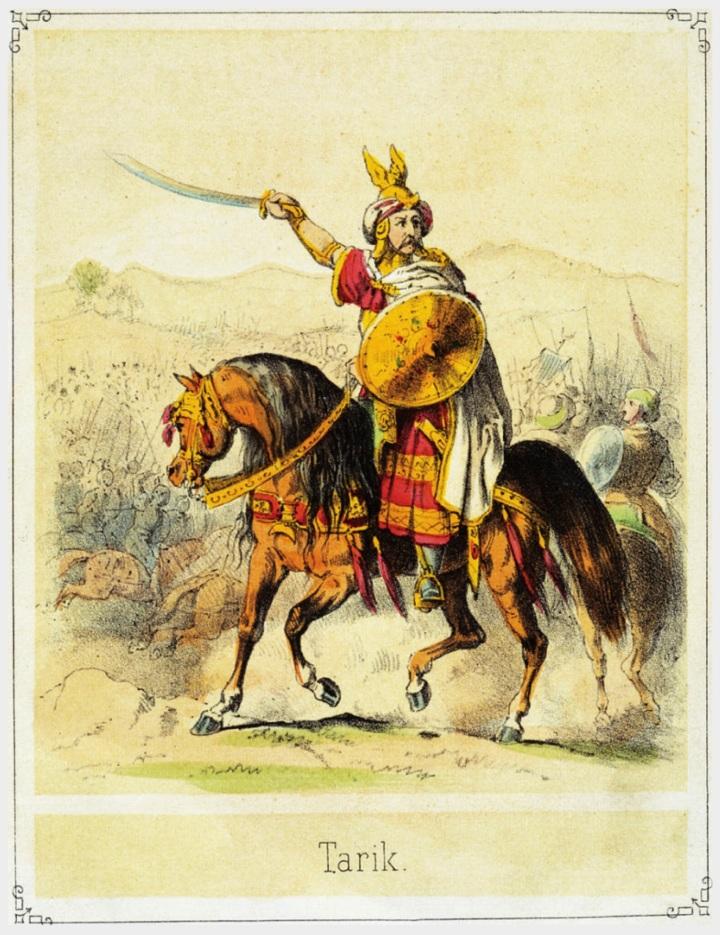 Thariq bin Ziyad 1