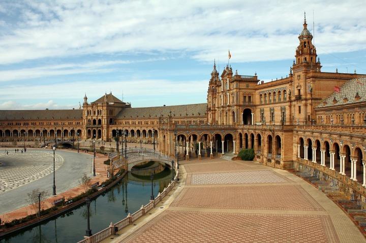 paket wisata ke spanyol wisata ke plaza de espana