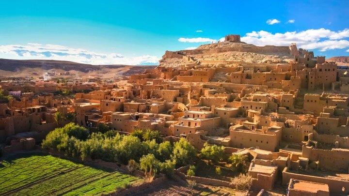 tour ke maroko ouarzazate